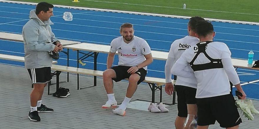 Beşiktaş, Slovakya'daki ilk antrenmanını yaptı! İşte Slovakya'dan kareler