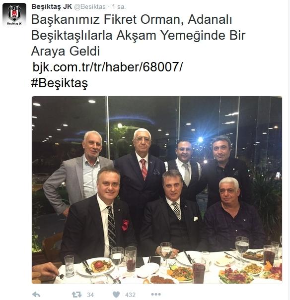 Sosyal medyada bugün (18.11.2016) 11