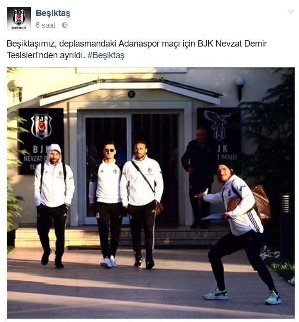 Sosyal medyada bugün (18.11.2016) 8