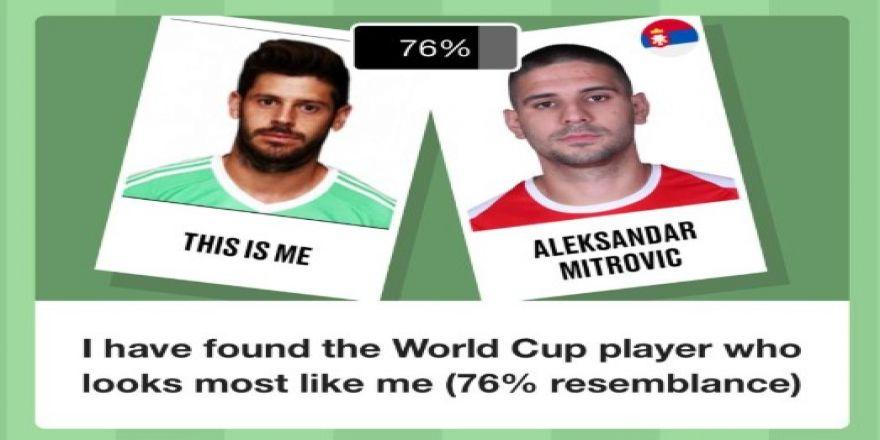 Beşiktaşlı futbolcular, Dünya Kupası'nda forma giyen hangi isimlere benziyorlar?