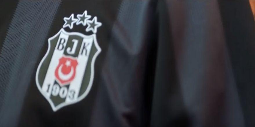 Beşiktaş'ın 2018/19 sezonunda giyeceği formalar