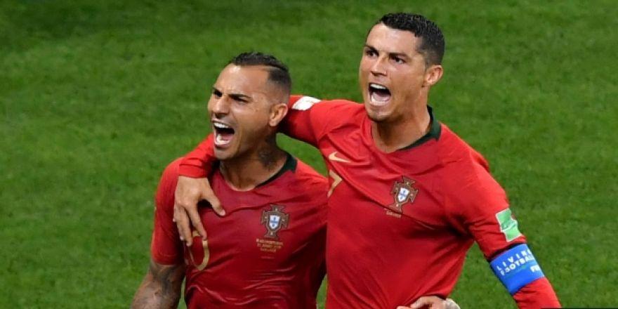 Juventus'un yeni transferi Ronaldo'ya en çok asist yapan isimler: Listede Quaresma da var
