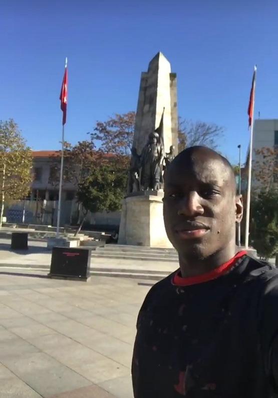 Demba Ba Beşiktaş'ta! 2