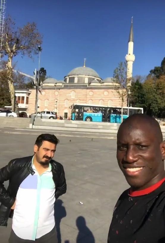 Demba Ba Beşiktaş'ta! 3