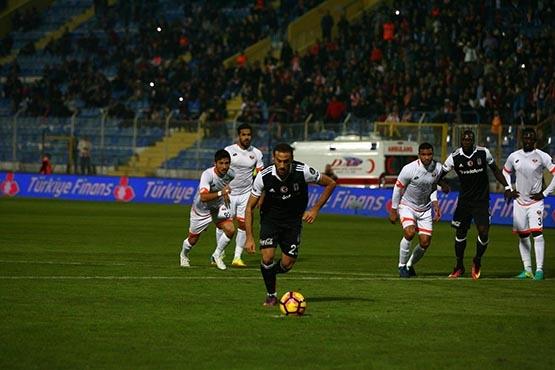 Adanaspor-Beşiktaş maçından kareler 16