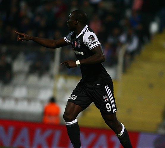 Adanaspor-Beşiktaş maçından kareler 18