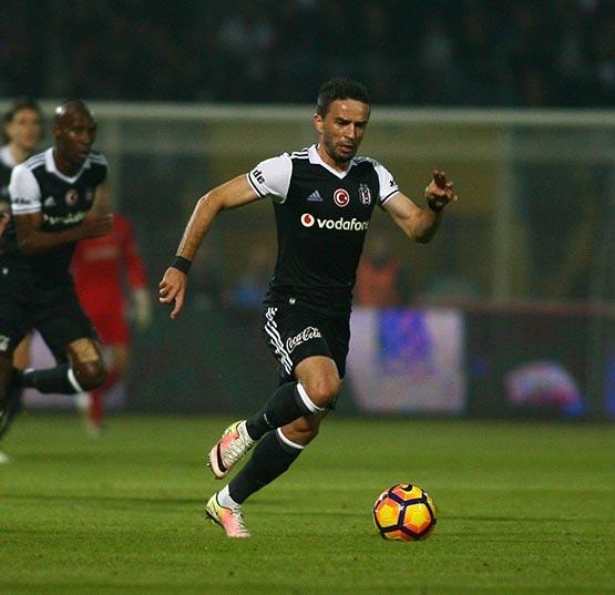 Adanaspor-Beşiktaş maçından kareler 19