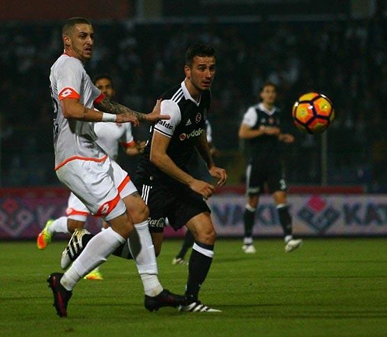 Adanaspor-Beşiktaş maçından kareler 20