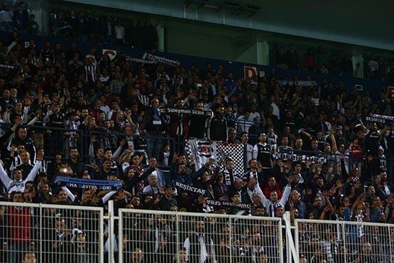 Adanaspor-Beşiktaş maçından kareler 21