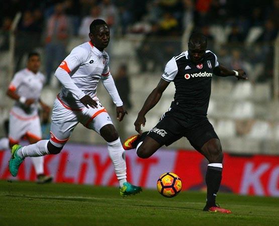 Adanaspor-Beşiktaş maçından kareler 22