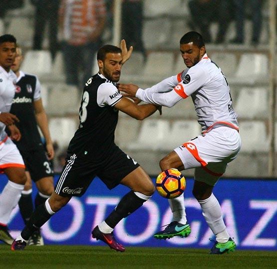 Adanaspor-Beşiktaş maçından kareler 23