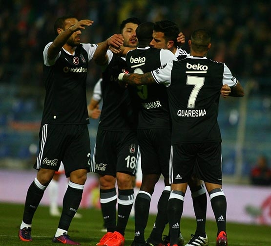 Adanaspor-Beşiktaş maçından kareler 28
