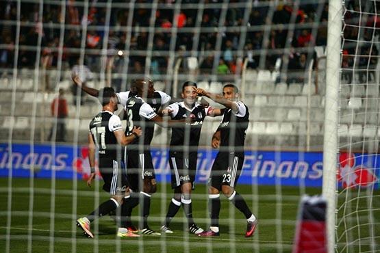 Adanaspor-Beşiktaş maçından kareler 3