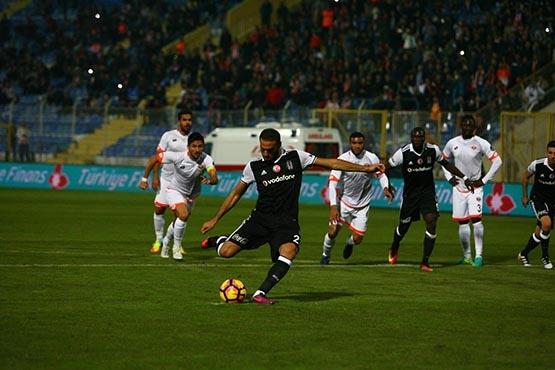 Adanaspor-Beşiktaş maçından kareler 30