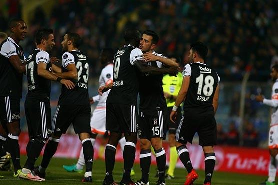 Adanaspor-Beşiktaş maçından kareler 32