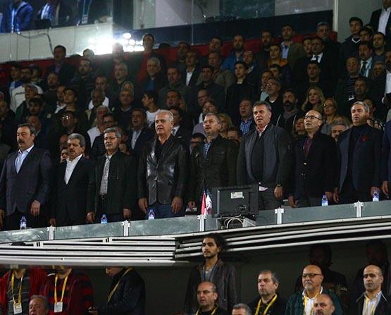 Adanaspor-Beşiktaş maçından kareler 33