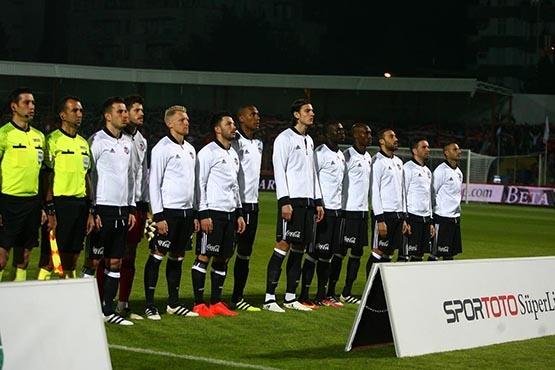 Adanaspor-Beşiktaş maçından kareler 35