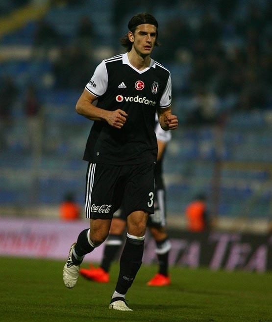Adanaspor-Beşiktaş maçından kareler 37