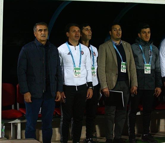 Adanaspor-Beşiktaş maçından kareler 38