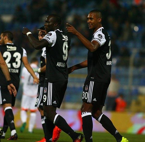 Adanaspor-Beşiktaş maçından kareler 4