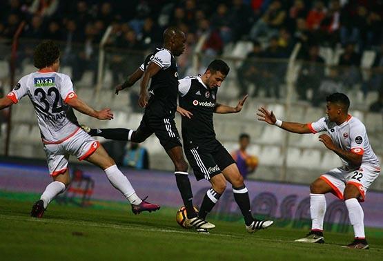 Adanaspor-Beşiktaş maçından kareler 6