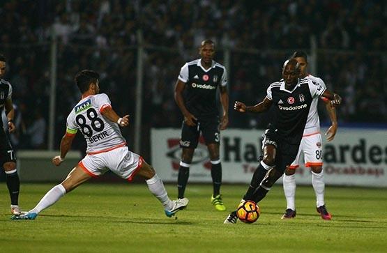 Adanaspor-Beşiktaş maçından kareler 8
