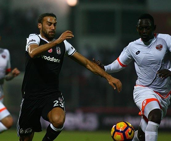 Adanaspor-Beşiktaş maçından kareler 9