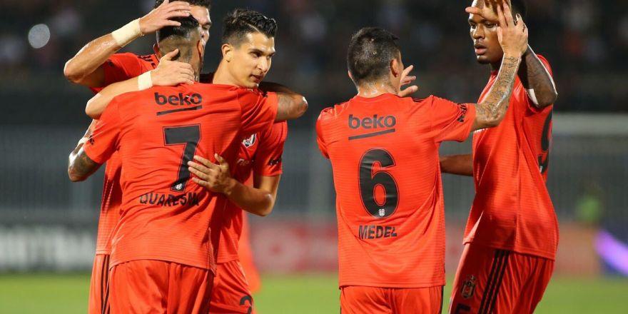 Transfermarkt verilerine göre Beşiktaşlı oyuncuların sıralamaları