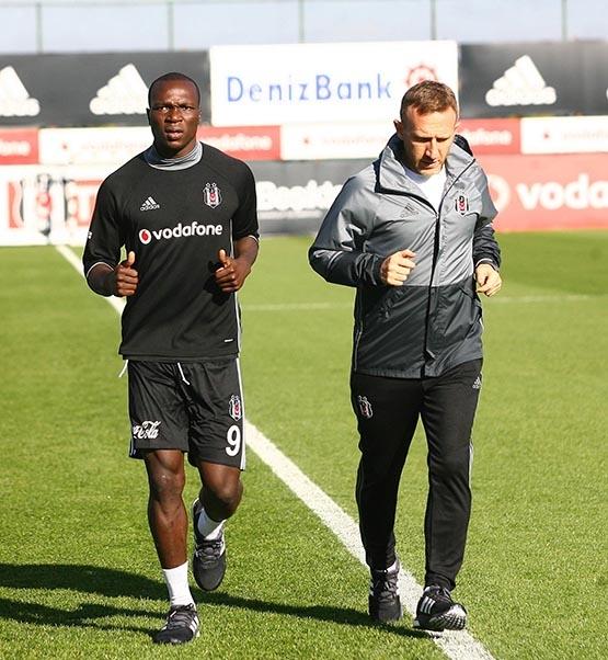 Beşiktaş'ta Benfica maçı hazırlıkları başladı 2