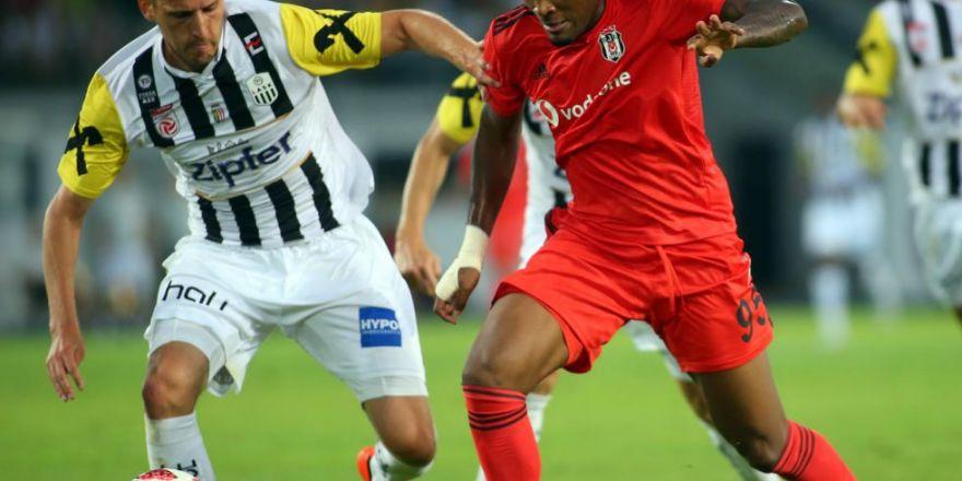 Beşiktaş'ın Avrupa'daki siyah beyaz rakipleri