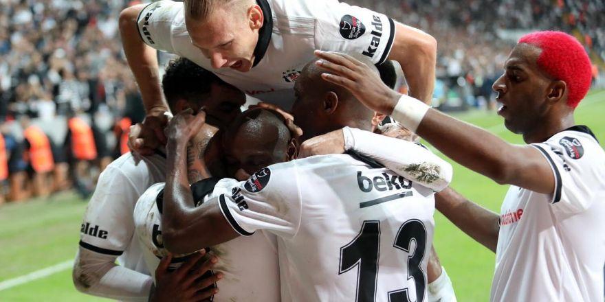 Transfermarkt verilerine Beşiktaşlı oyuncuların güncel piyasa değerleri