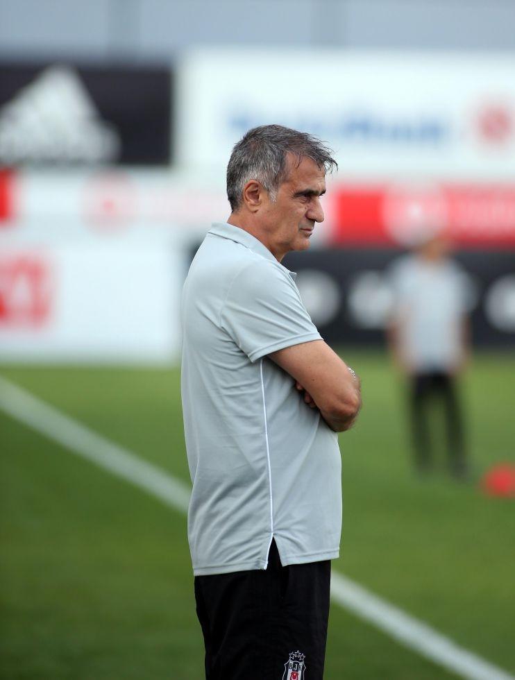 Beşiktaş antrenmanından kareler 1