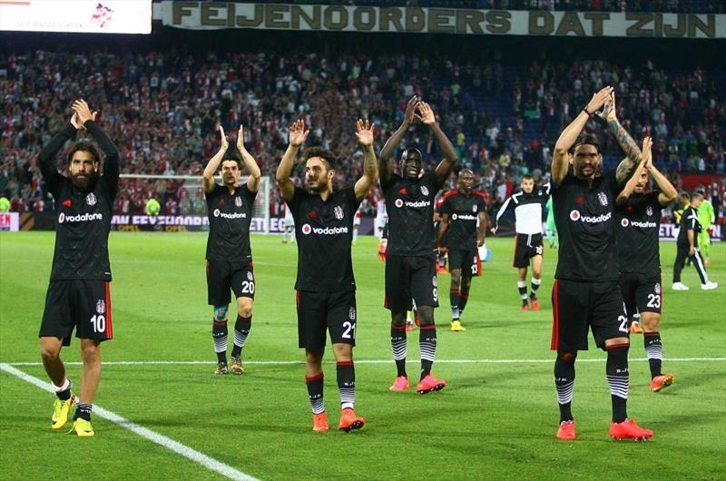 Beşiktaş'ın Avrupa tarihindeki unutulmaz maçları 10