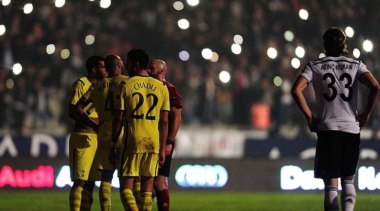 Beşiktaş'ın Avrupa tarihindeki unutulmaz maçları 11