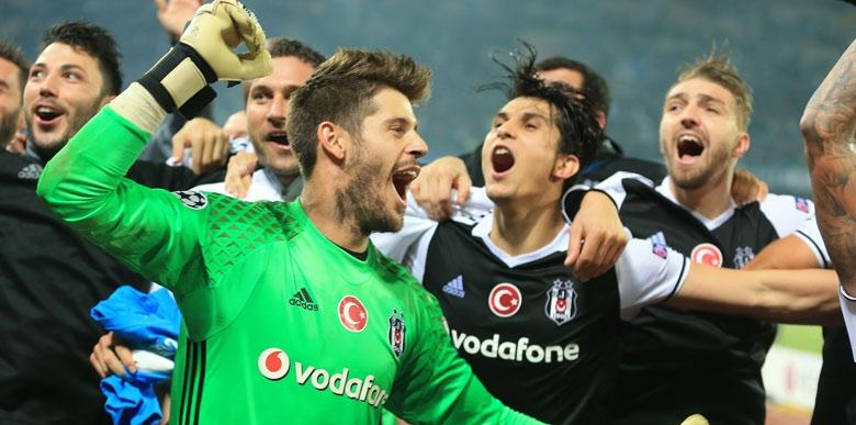 Beşiktaş'ın Avrupa tarihindeki unutulmaz maçları 13