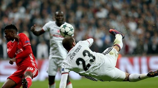 Beşiktaş'ın Avrupa tarihindeki unutulmaz maçları 14