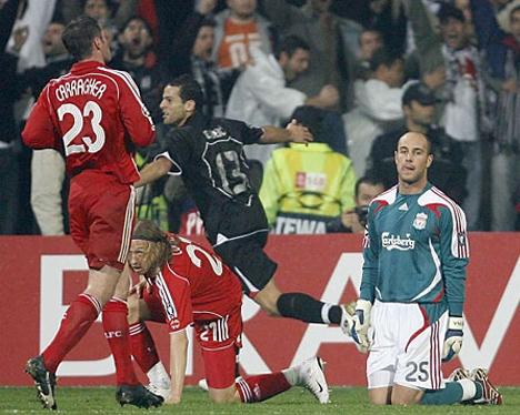Beşiktaş'ın Avrupa tarihindeki unutulmaz maçları 6