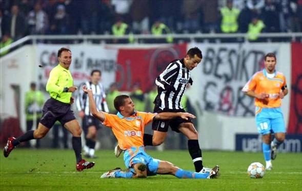 Beşiktaş'ın Avrupa tarihindeki unutulmaz maçları 7