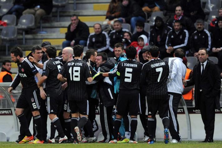 Beşiktaş'ın Avrupa tarihindeki unutulmaz maçları 8