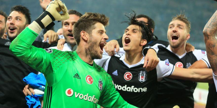 Beşiktaş'ın Avrupa tarihindeki unutulmaz maçları