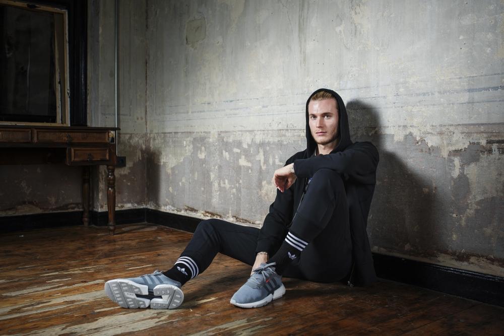 Karius, Adidas için kamera karşısına geçti 1