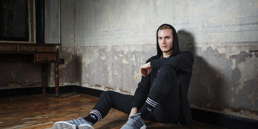Karius, Adidas için kamera karşısına geçti