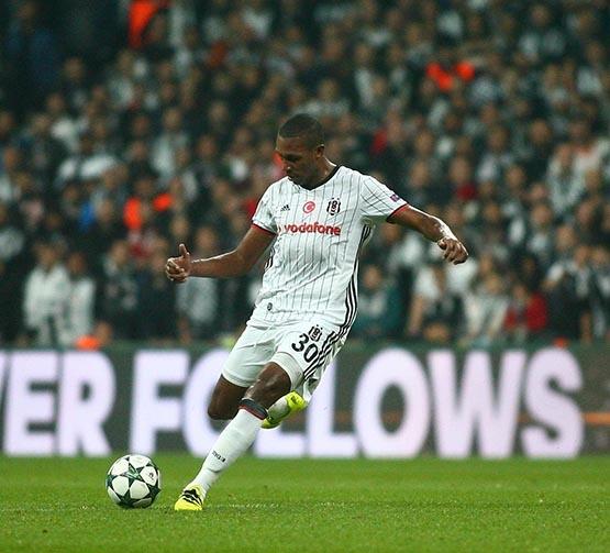 Beşiktaş-Benfica maçından kareler 18