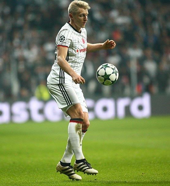 Beşiktaş-Benfica maçından kareler 19