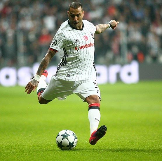 Beşiktaş-Benfica maçından kareler 30