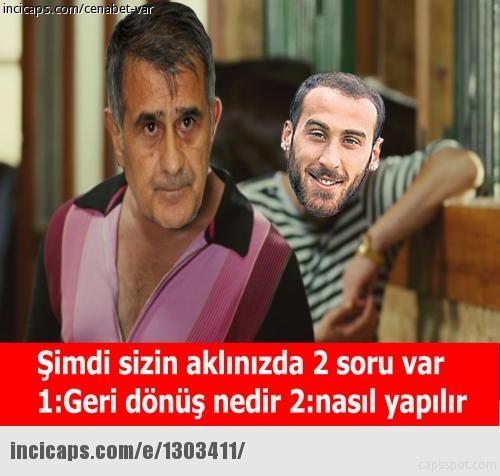 Sosyal medyayı sallayan Beşiktaş capsleri 11