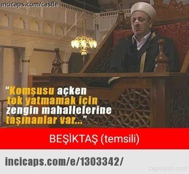 Sosyal medyayı sallayan Beşiktaş capsleri 18