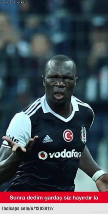 Sosyal medyayı sallayan Beşiktaş capsleri 19