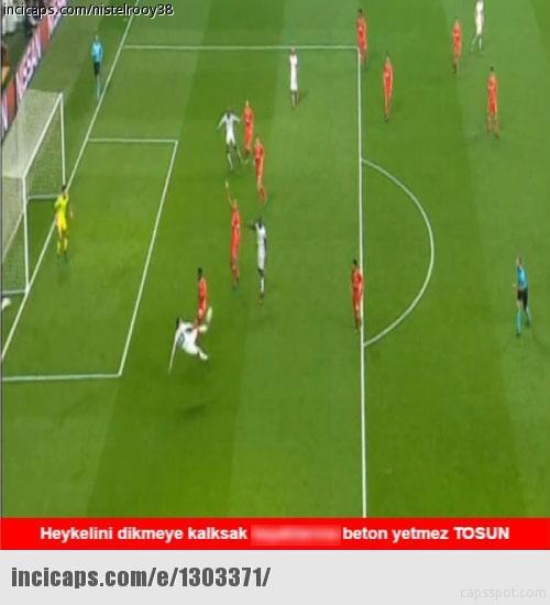 Sosyal medyayı sallayan Beşiktaş capsleri 6