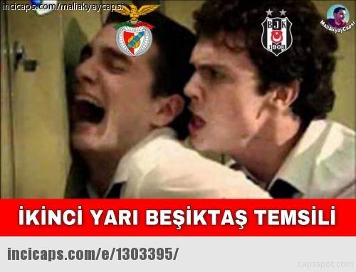 Sosyal medyayı sallayan Beşiktaş capsleri 8